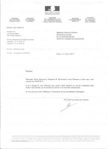 reponse Moscovici